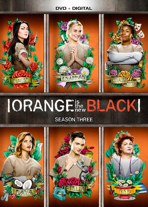 Orange Is The New Blackk: Season 3 (DVD) - image 1 of 1