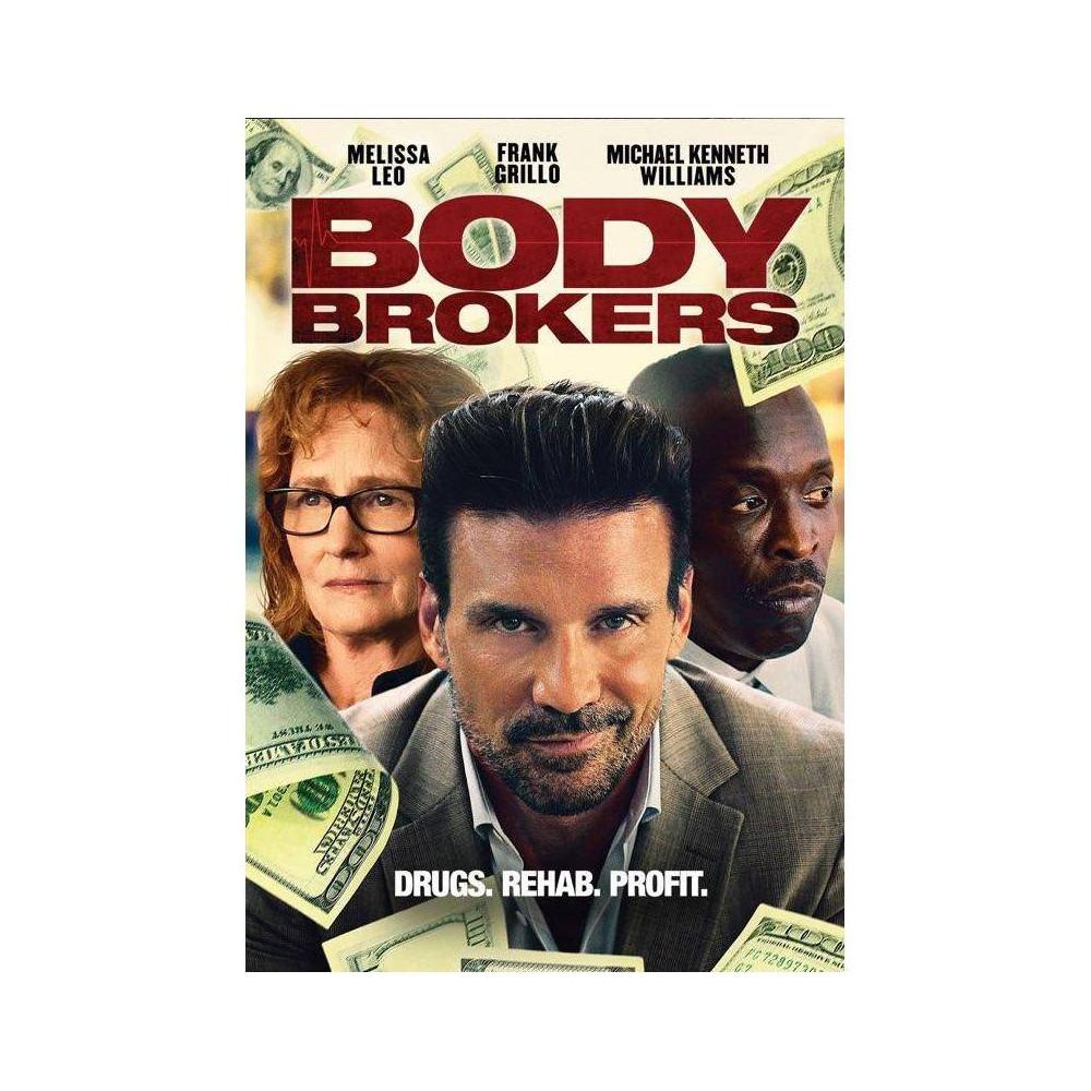 Body Brokers Dvd 2021