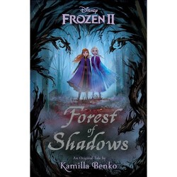 Frozen 2 Original Middle Grade Novel - by Kamilla Benko (Hardcover)