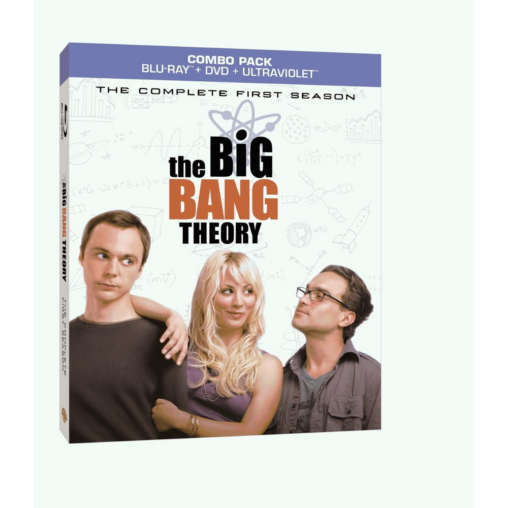 Big Bang Theory:Complete First Ssn (Blu-ray)