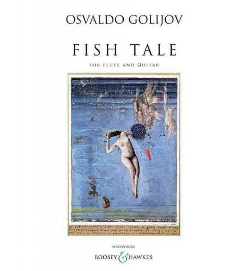 Fish Tale : For Flute and Guitar (Paperback) - image 1 of 1