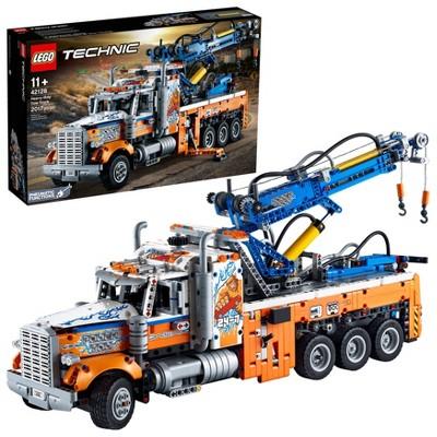 LEGO Technic Heavy-Duty Tow Truck 42128 Model Building Kit
