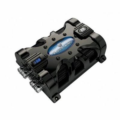 New PLANET AUDIO PC20F 20 FARAD Car Syper Hybrid Capacitor Digital Blue LED Cap