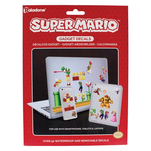 Nintendo Super Mario Gadget Decals - image 1 of 4
