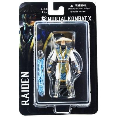 """Mezco Toyz Mortal Kombat X 3.75"""" Action Figure: Raiden"""