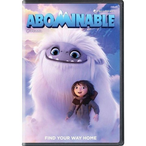 Abominable Dvd Target