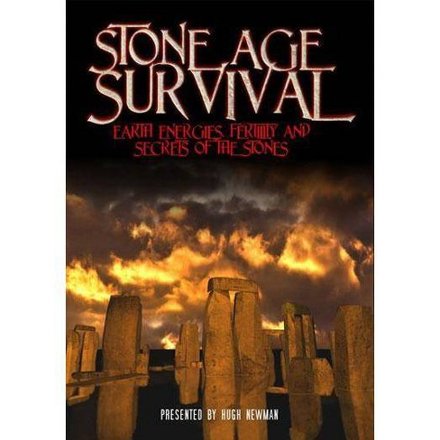 Stone Age Survival: Earth Energies, Fertility & Secrets of Stones (DVD) - image 1 of 1