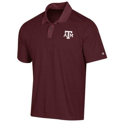 NCAA Texas A&M Aggies Men's Polo Shirt