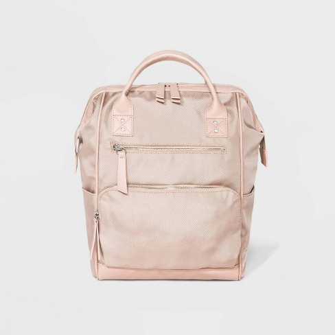 Gape Mouth Nylon Backpack - Wild Fable™ Pink - image 1 of 4