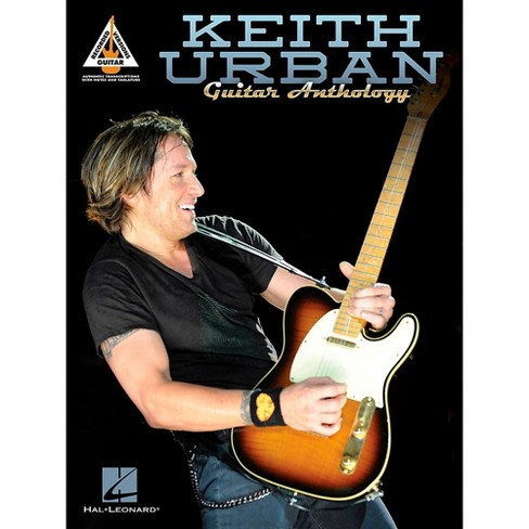 Hal Leonard Keith Urban Guitar Anthology TAB Songbook - image 1 of 1