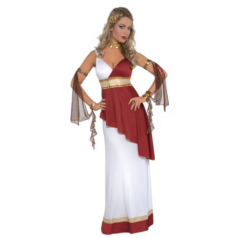 Women's Imperial Empress Halloween Costume - image 1 of 1