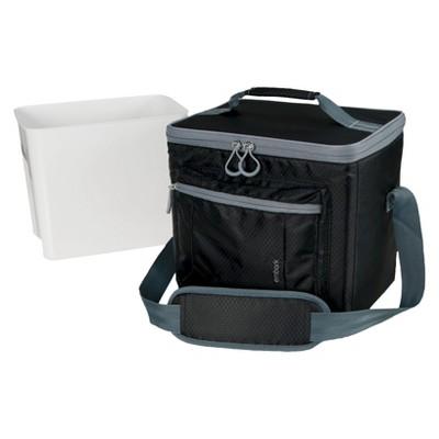 12 Can Mini Rec Cooler Black - Embark™