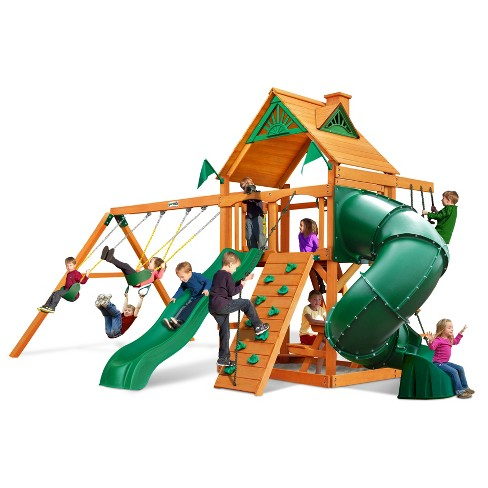 Gorilla Playsets Mountaineer Cedar