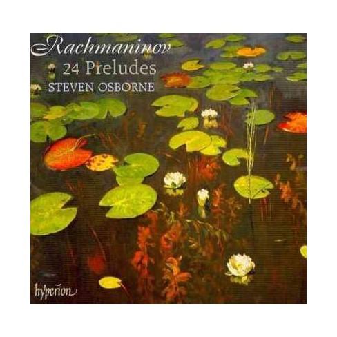 De Maistre - Rachmaninov: Preludes Op.3 No.2, Op.23 Nos.1-10 & Op.32 Nos.1-13 (CD) - image 1 of 1