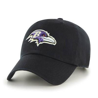 NFL Baltimore Ravens Vintage Cleanup Hat