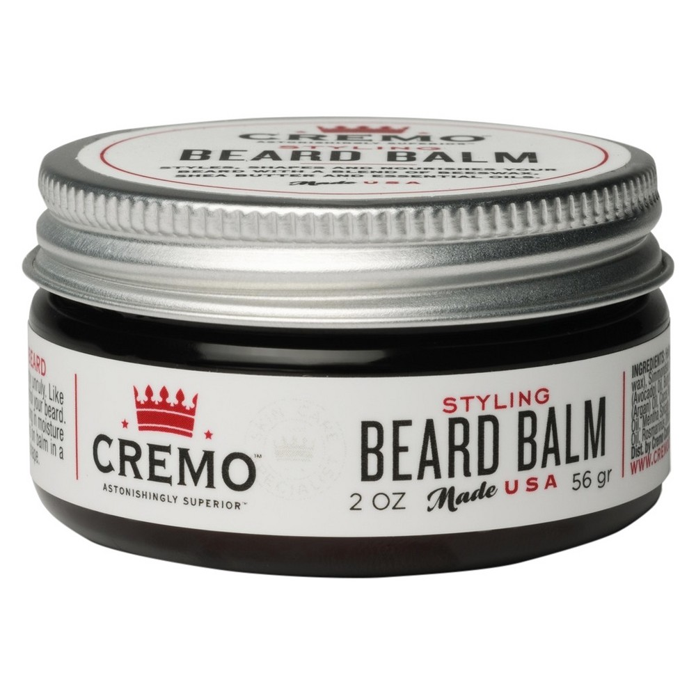 Cremo Styling Beard Balm - 2oz
