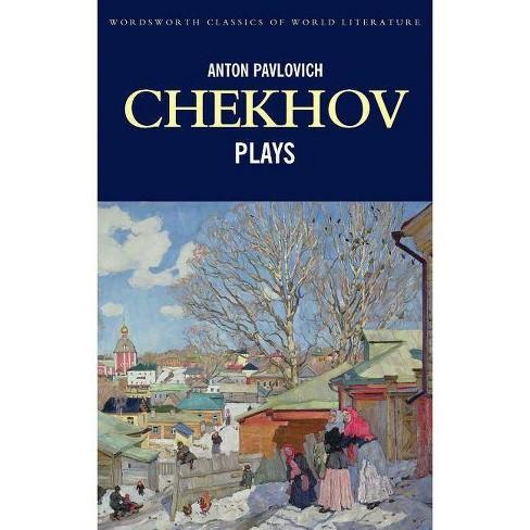 Plays - (Wordsworth Classics of World Literature) by  Anton Chekhov (Paperback) - image 1 of 1