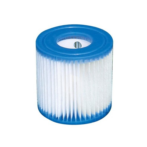 Intex 29007E Type H Easy Set Filter Cartridge Replacement for Swimming Pools - image 1 of 6
