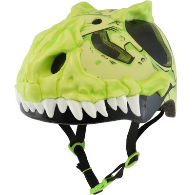 Raskullz T-Bone Child Helmet - Green