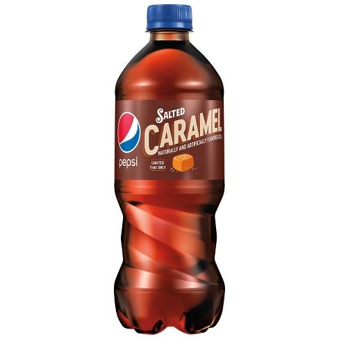 Pepsi Salted Caramel Cola - 20 fl oz Bottle - image 1 of 3