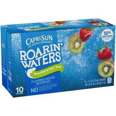 Juice Boxes: Capri Sun Roarin' Waters