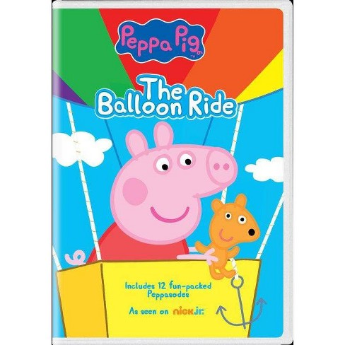 Peppa Pig: The Balloon Ride (DVD) - image 1 of 1
