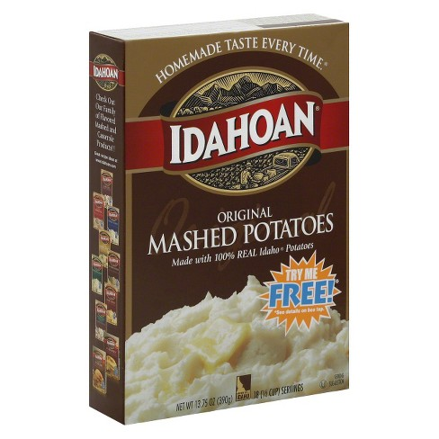 Idahoan Original Mashed Potatoes 13.75 oz - image 1 of 1