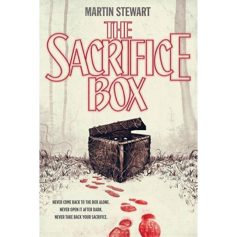 The Sacrifice Box - by  Martin Stewart (Hardcover) - image 1 of 1