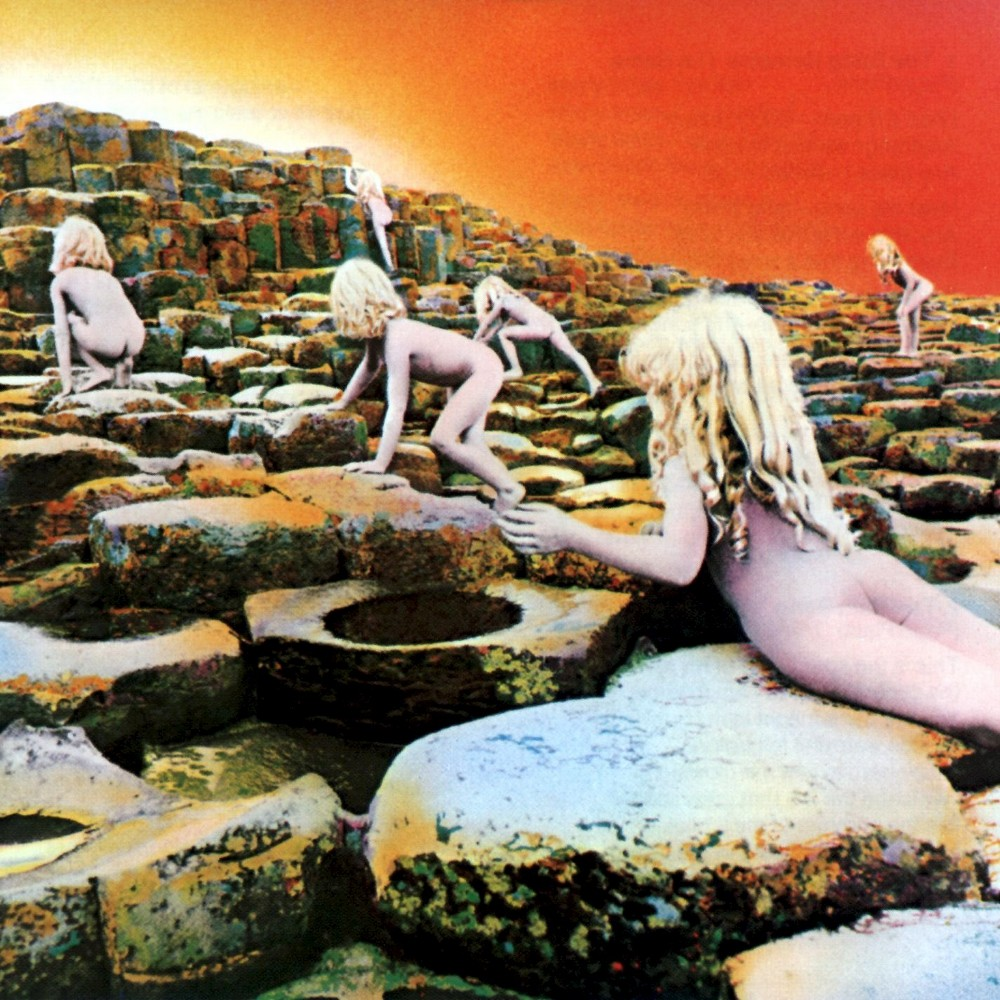 Led Zeppelin - Houses Of The Holy (CD)