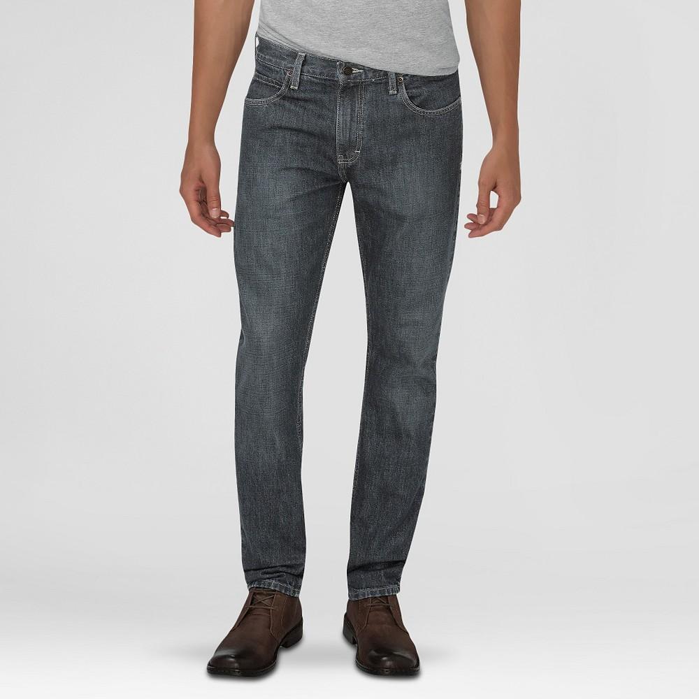 Dickies Men's Slim Fit 5-Pocket Jean Gray 36X34