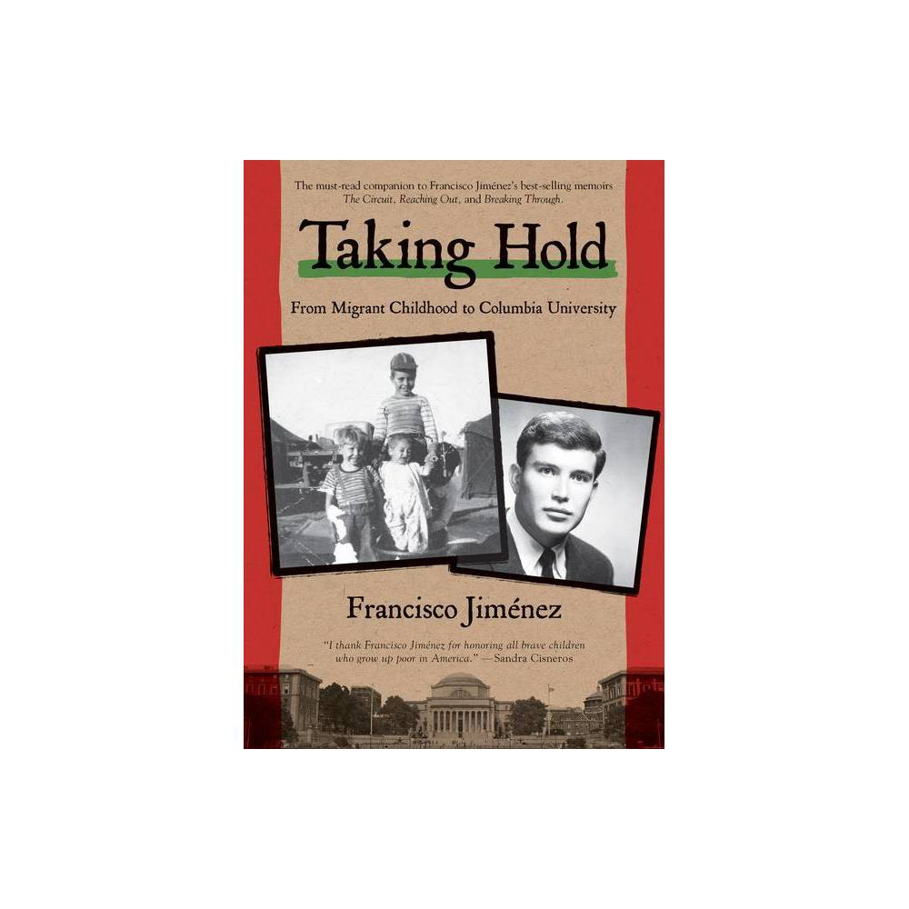 Taking Hold By Francisco Jim Nez Paperback