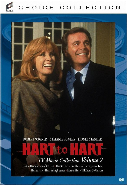 Hart to hart:Vol 2 (DVD) - image 1 of 1
