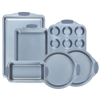 MAKER Homeware 6pc Bakeware Set, Bronze
