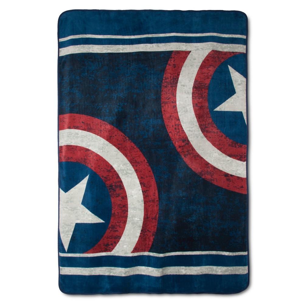 Captain America Blanket - 62