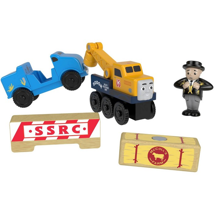 Fisher-Price Thomas & Friends Wood Butch's Road Rescue - image 1 of 5