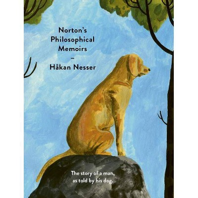 Norton's Philosophical Memoirs - by  Hakan Nesser (Hardcover)
