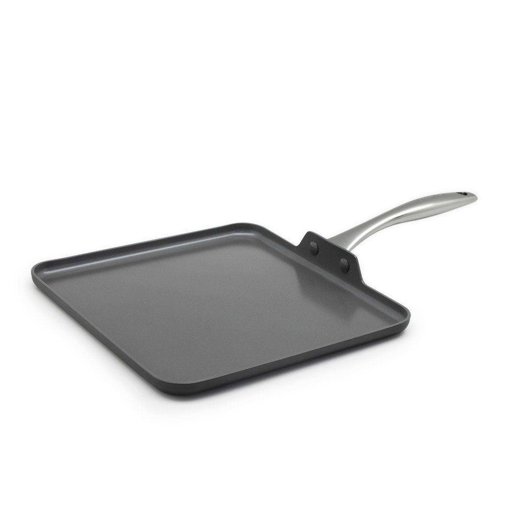 "Image of ""GreenPan Madison 11"""" Ceramic Non-Stick Griddle"""