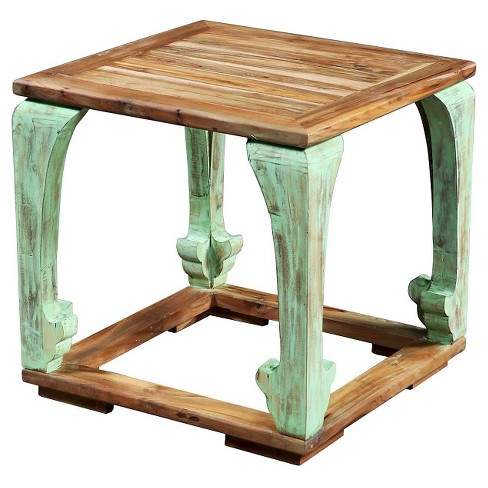 Epirus Side Table - Tan - Jeffan - image 1 of 1