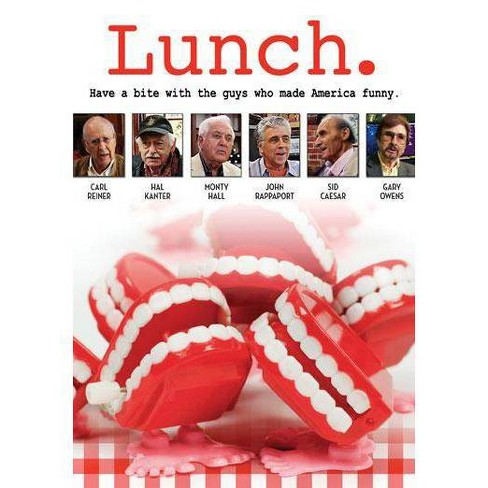 Lunch. (DVD) - image 1 of 1