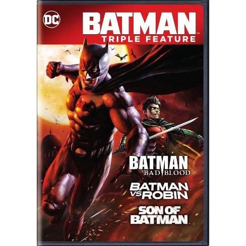 Batman Triple Feature (DVD)(2018) - image 1 of 1