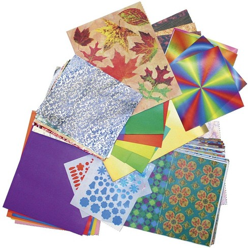 Roylco Paper Remnants Value pk, Assorted Colors, 5 lb - image 1 of 1