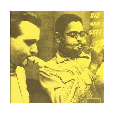 Dizzy Gillespie - Diz and Getz (Vinyl) - image 1 of 1