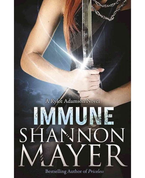 Immune -  (Rylee Adamson) by Shannon Mayer (Paperback) - image 1 of 1