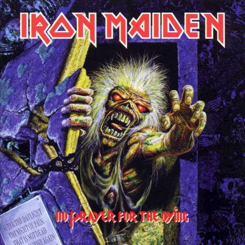 Iron maiden - No prayer for the dyi ng (CD) - image 1 of 1