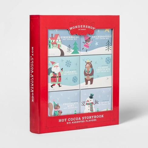Storybook Hot Cocoa Mix Assortment - 6oz - Wondershop™ - image 1 of 2