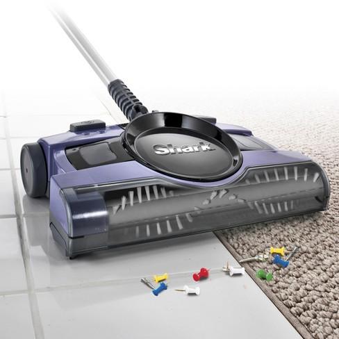 Shark® 13'' Rechargeable Floor & Carpet Sweeper