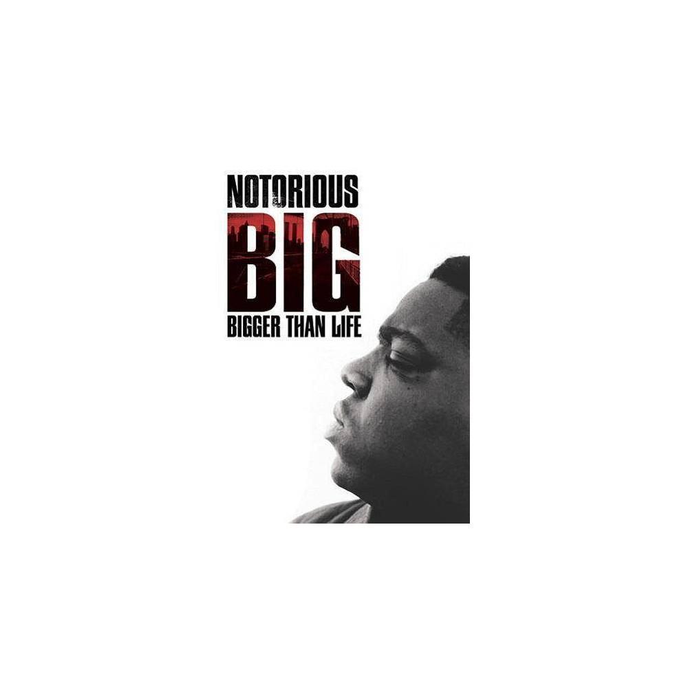 Notorious Big Bigger Than Life Dvd