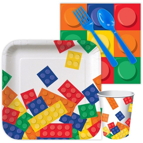 LEGO Block Party Snack Pack For 16 - image 1 of 1