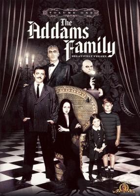The Addams Family: Season 1, Vol. 1 (DVD)