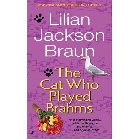 The Cat Who Played Brahms - (Cat Who...) by  Lilian Jackson Braun (Paperback) - image 1 of 1